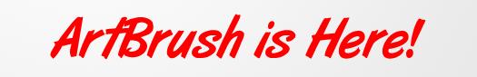 artbrush-font