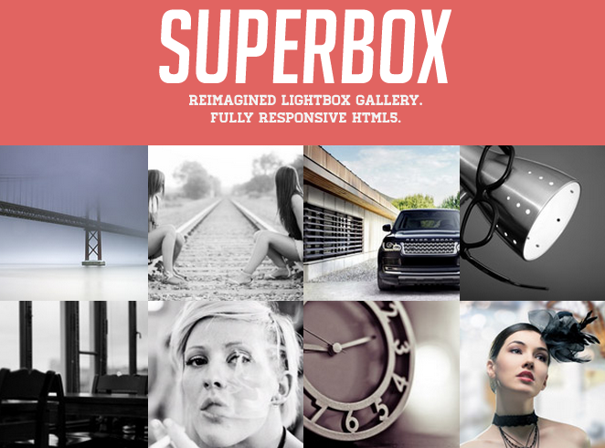 Superbox jQuery Plugin